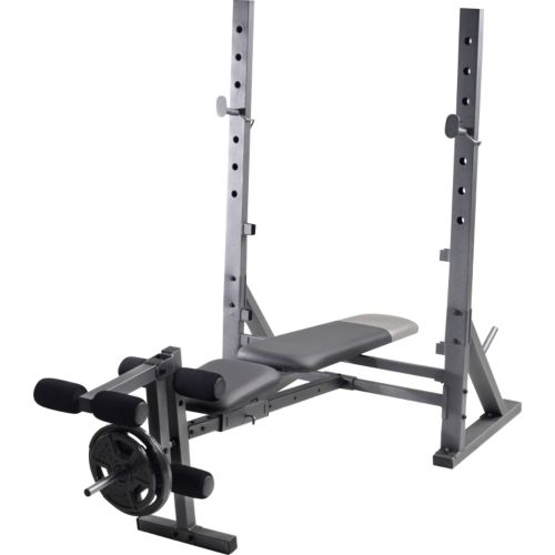 Golds gym 10.1 olympic weight bench dicks sporting goods