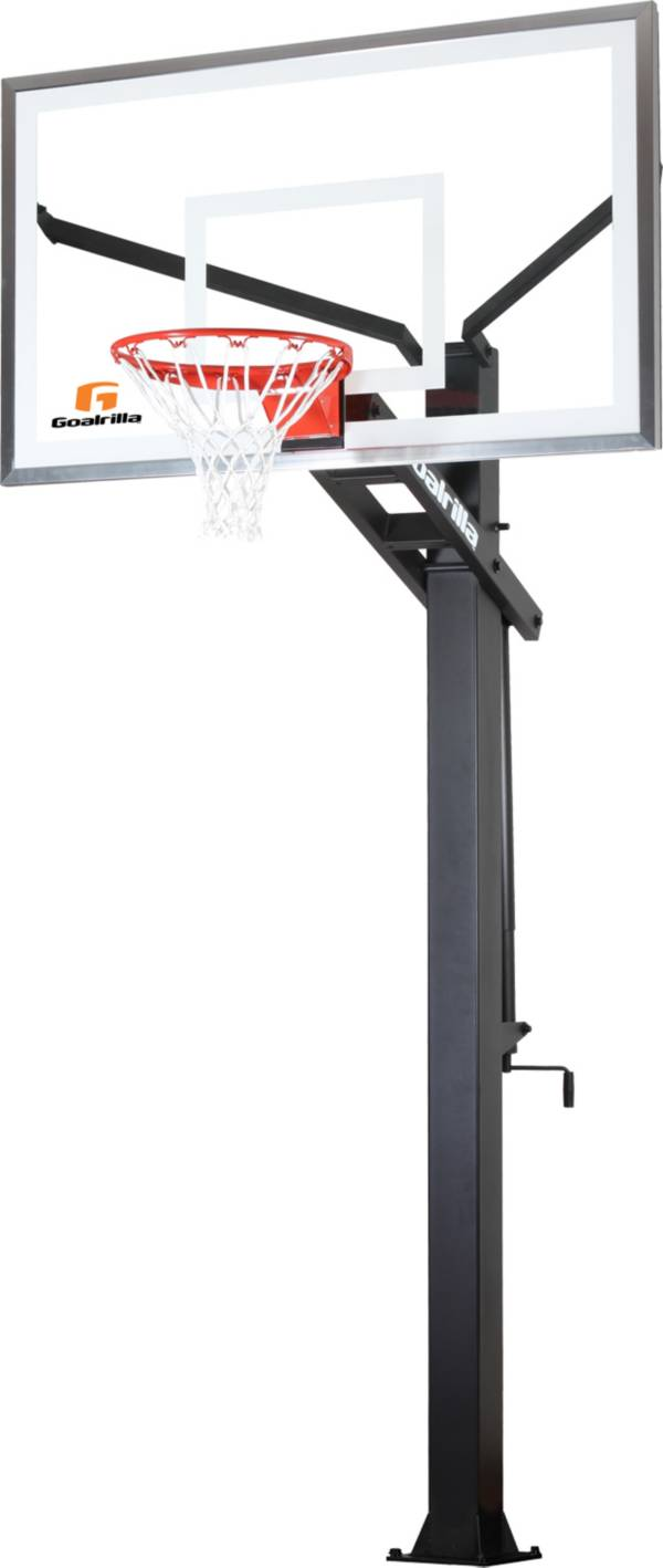 Goalrilla 60'' In-Ground Basketball Hoop product image