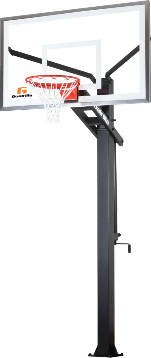 Goalrilla 60'' In-Ground Basketball Hoop