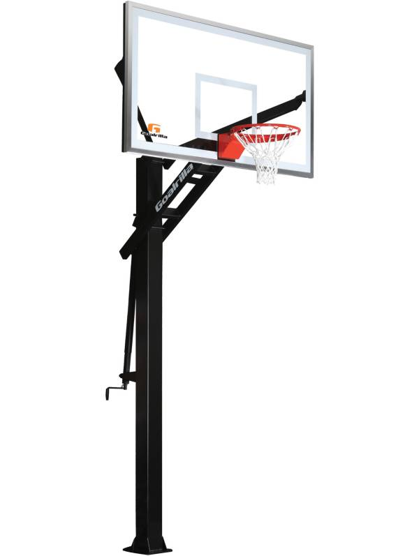 Goalrilla 72'' In-Ground Basketball Hoop product image
