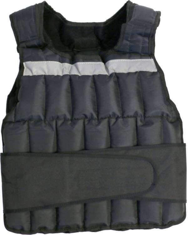 GoFit Adjustable 40 lb Weighted Vest product image