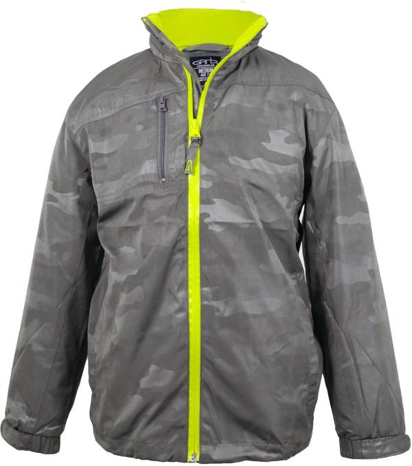 Garb Boys' Whitten Golf Rain Jacket product image