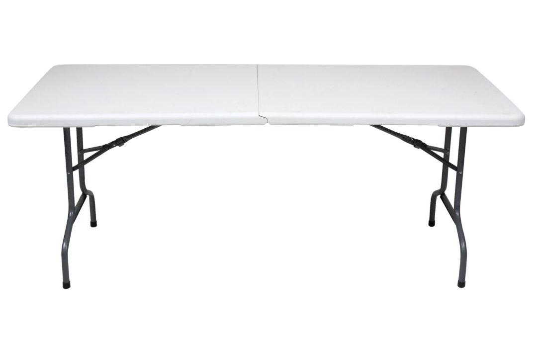 Stupendous Enduro 5 Ft Center Folding Table Creativecarmelina Interior Chair Design Creativecarmelinacom