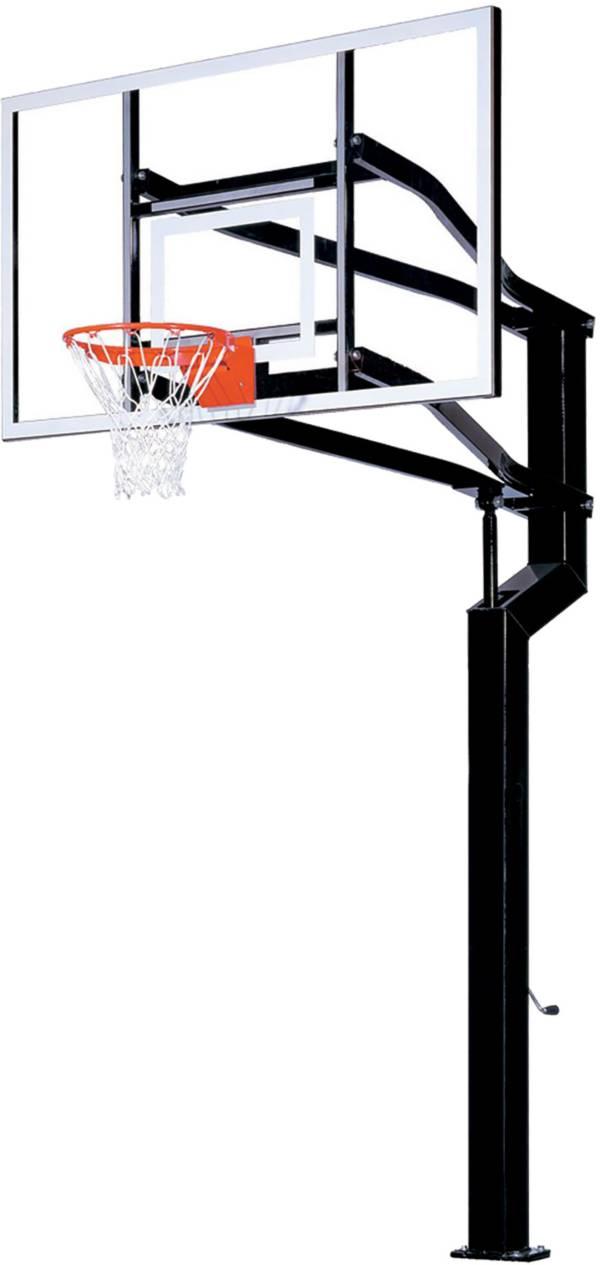 """Goalsetter MVP 72"""" Glass In-Ground Basketball Hoop   DICK'S Sporting Goods"""