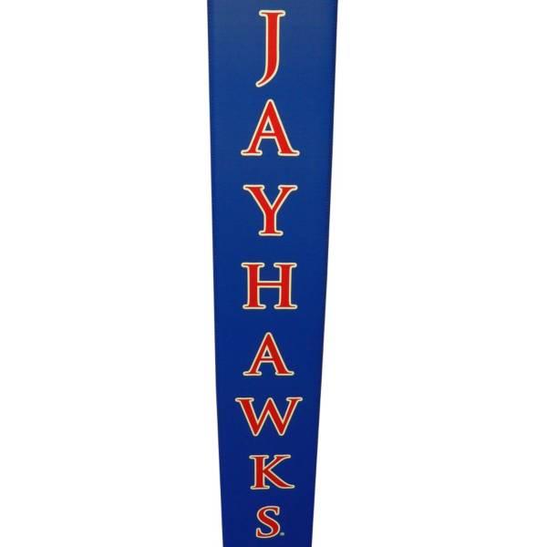 Goalsetter Kansas Jayhawks Basketball Pole Pad product image