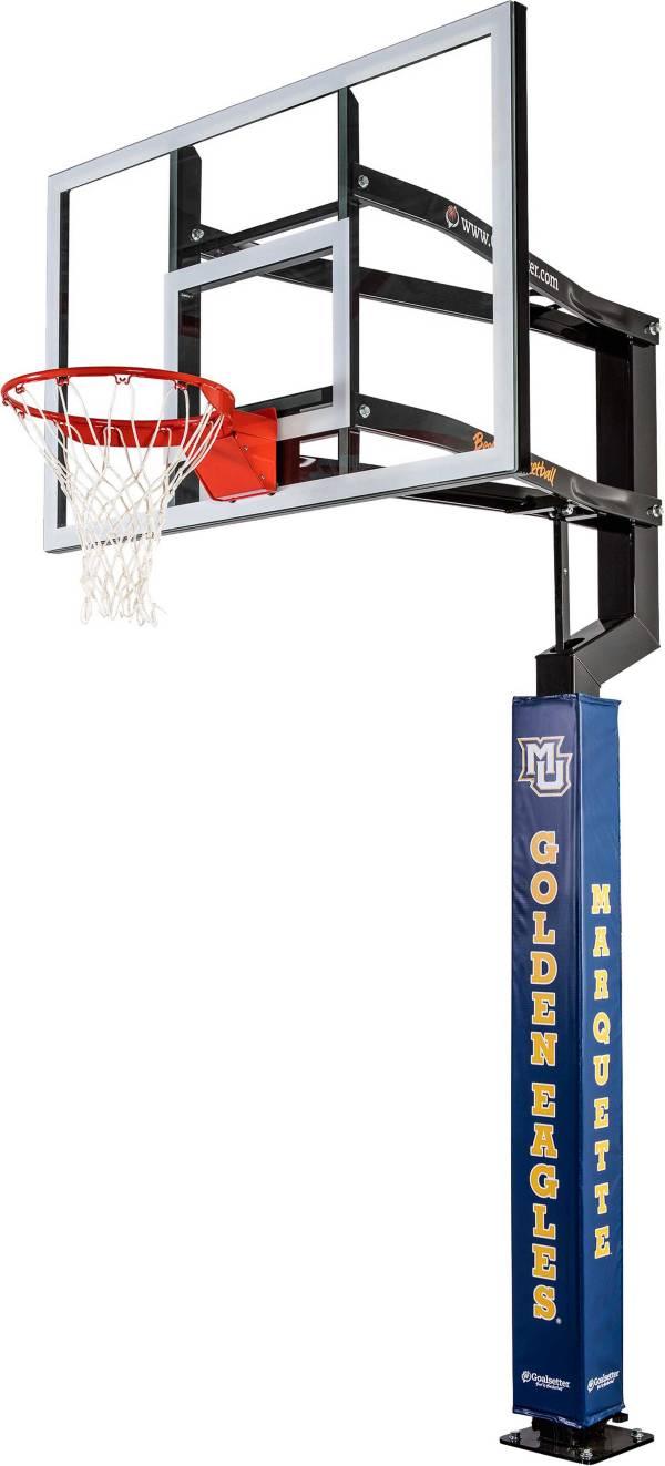 Goalsetter Marquette Golden Eagles Basketball Pole Pad product image