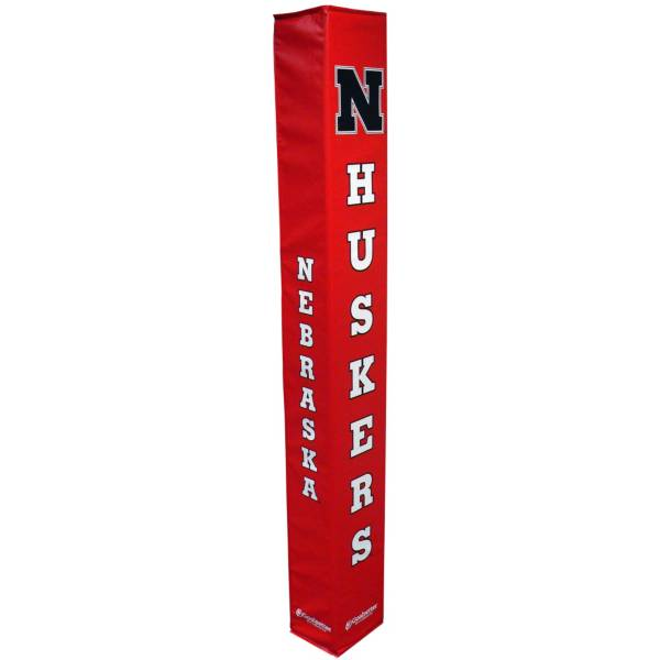 Goalsetter Nebraska Cornhuskers Basketball Pole Pad product image