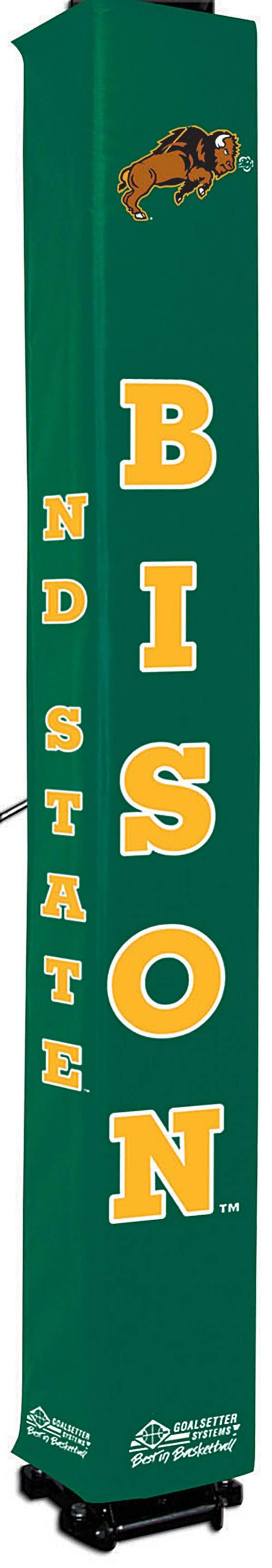 Goalsetter North Dakota State Bison Basketball Pole Pad product image