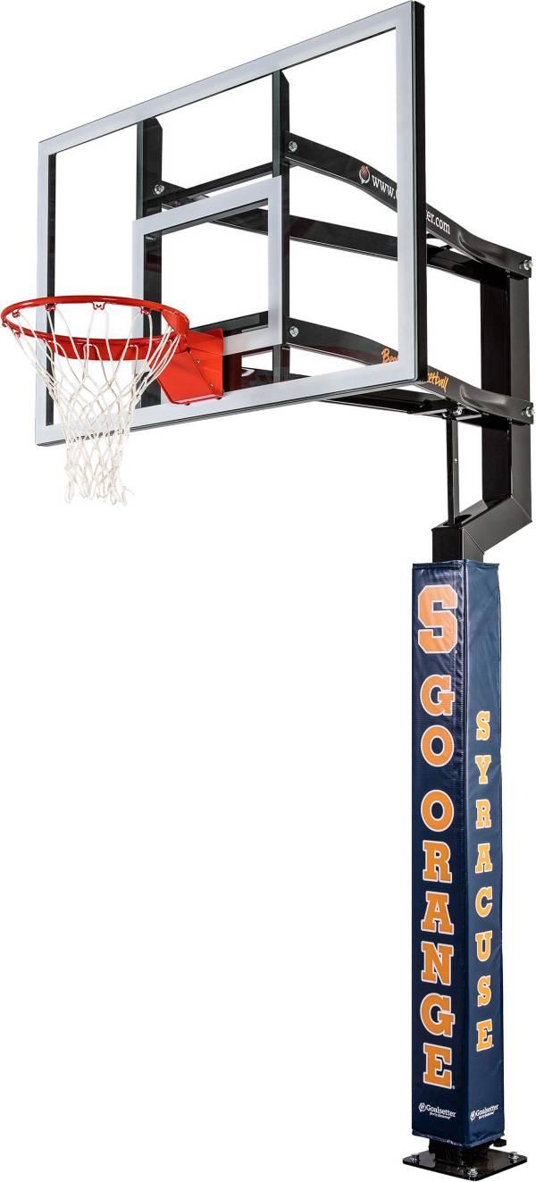 Goalsetter Syracuse Orange Basketball Pole Pad product image