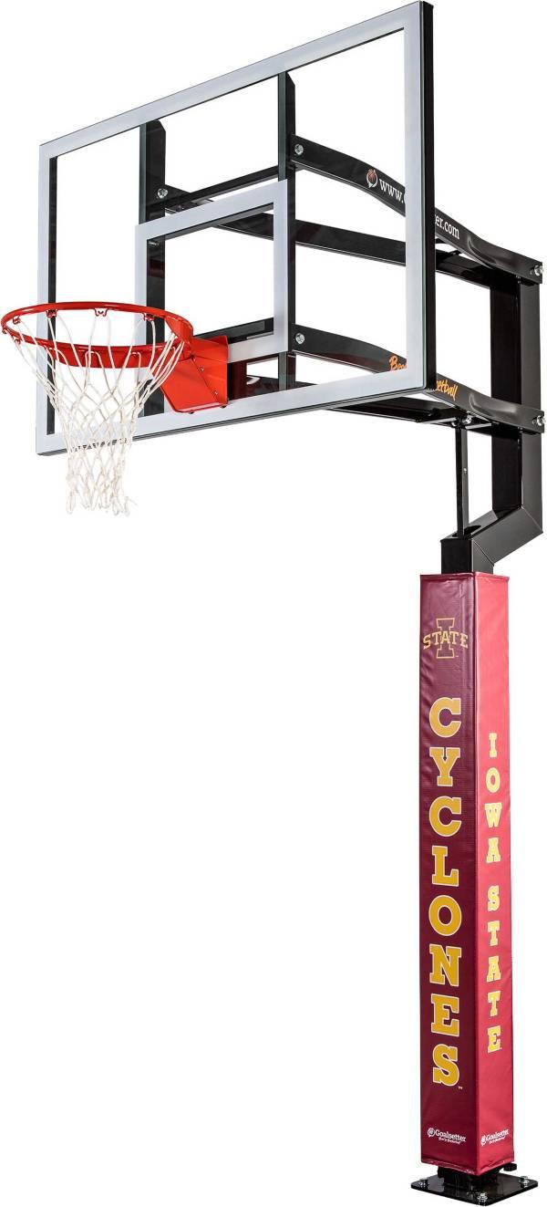 Goalsetter Iowa State Cyclones Basketball Pole Pad product image