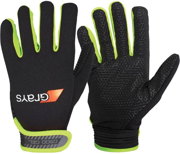 Grays G500 Gel Field Hockey Gloves product image