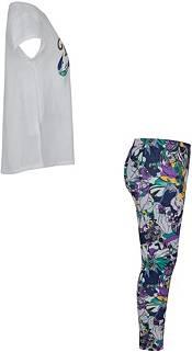 Nike Infant Girls' Studio Floral Tunic and Leggings Set product image