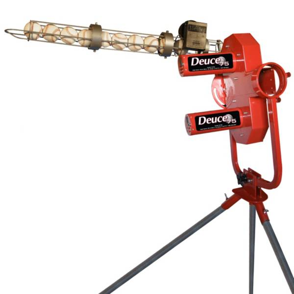 Heater Deuce Pitching Machine with Ball Feeder product image