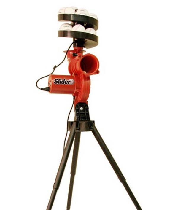 Heater Slider Lite-Ball Baseball Pitching Machine product image