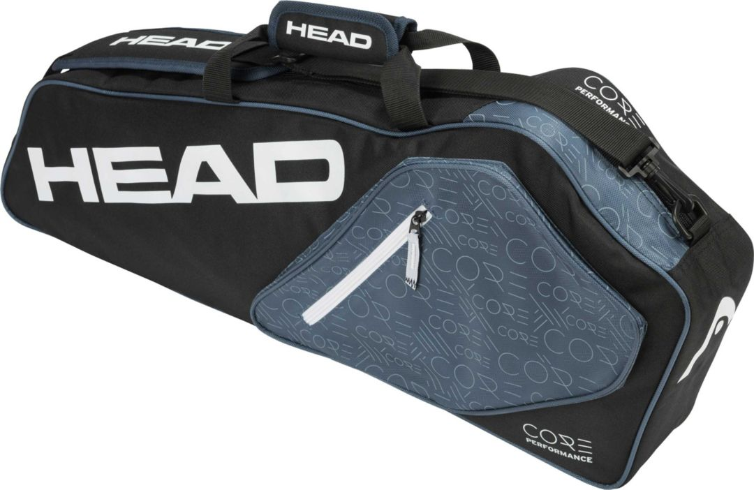 Head Tennis Bag >> Head Core Pro 3 Pack Tennis Bag