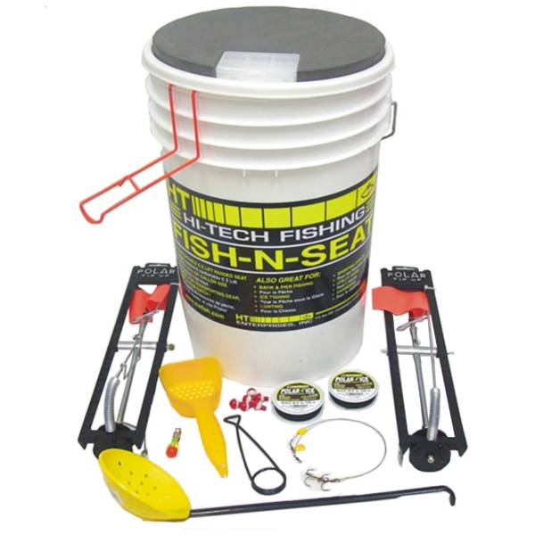 HT 19-Piece Polar Therm Extreme Tip-Up Bucket Kit product image