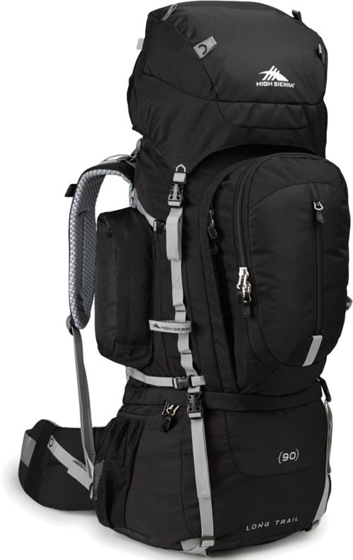 a13b15099c3b High Sierra Long Trail 90L Frame Pack