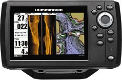 Humminbird Helix 5 G2 SI GPS Fish Finder (410230-1)