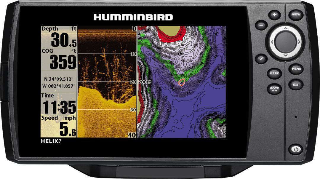Humminbird Helix 7 G2 DI GPS Fish Finder (410300-1)