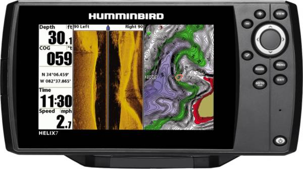 Humminbird Helix 7 G2 SI GPS Fish Finder (410310-1) product image
