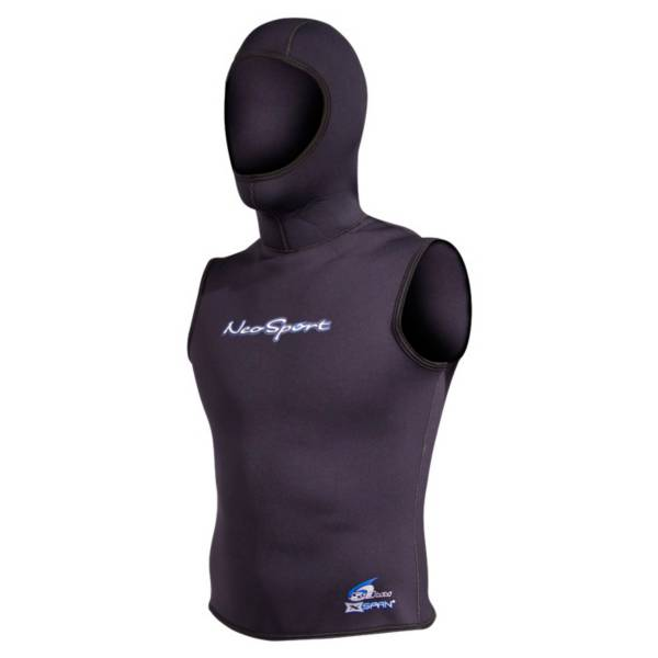 NEOSPORT Men's XSpan 5/3mm Hooded Vest product image