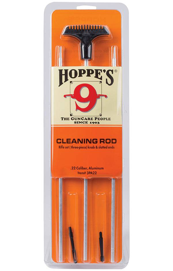 Hoppe's All Caliber Rifle 3-Piece Gun Cleaning Rod product image