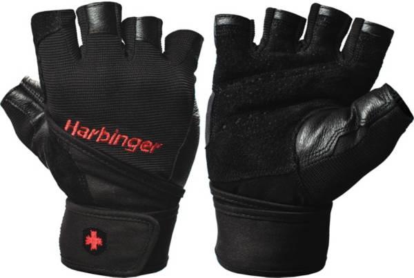 Harbinger Men's Pro WristWrap Gloves product image