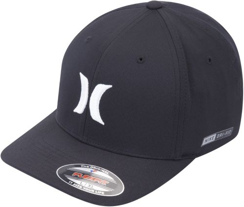 e6eba8091bd3b Hurley Men s Dri-FIT One   Only Fitted Hat. noImageFound. Previous. 1
