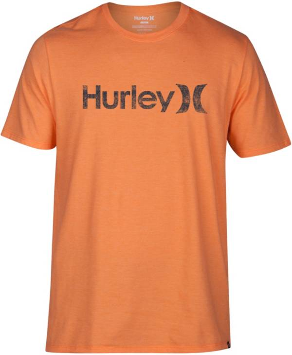 Hurley Men's One & Only Push Through T-Shirt product image