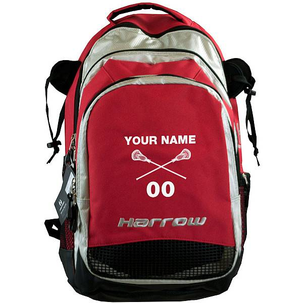 Harrow Custom Elite Sports Backpack product image