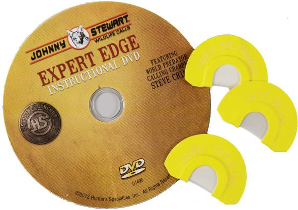 Hunters Specialties Johnny Stewart Expert Edge Predator Combo Pack product image