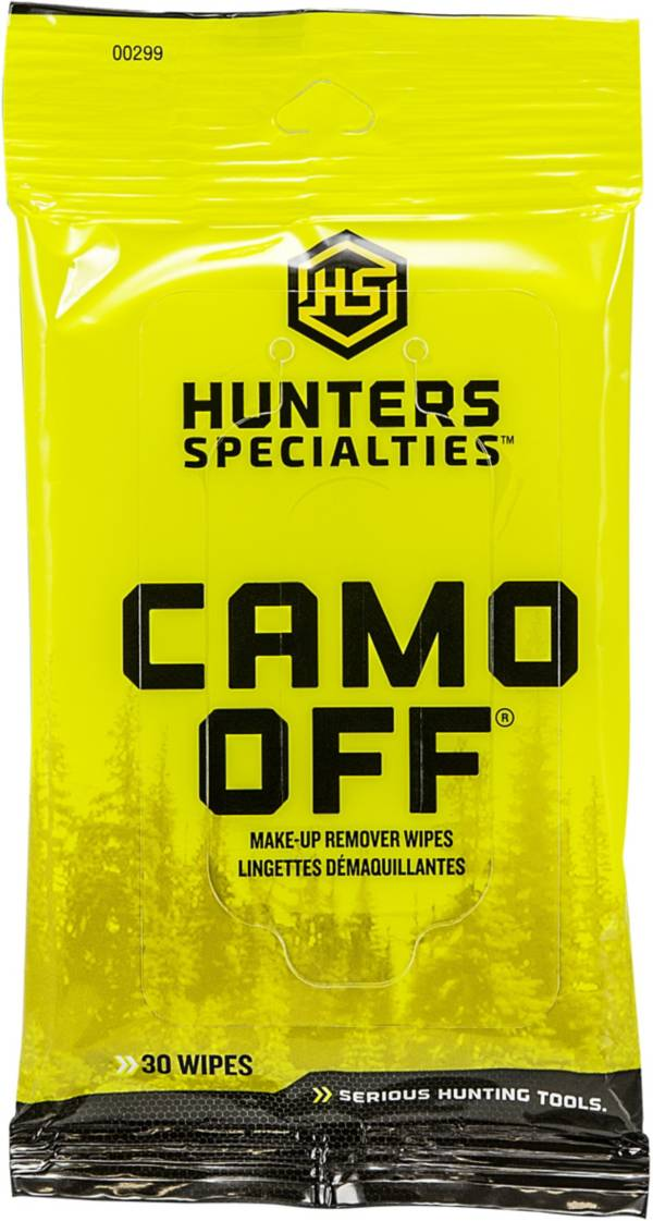 Hunters Specialties Camo-Off Camo Makeup Remover product image