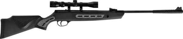 Hatsan Striker 1000S  Combo .22 Caliber Pellet Gun – Black product image