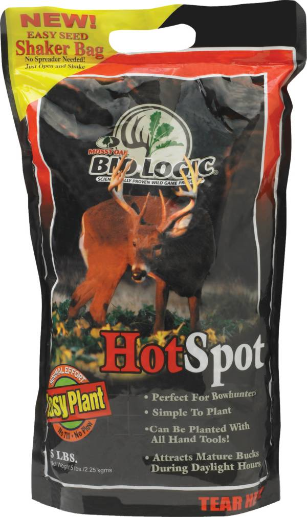 BioLogic Hot Spot Food Plot Seed product image