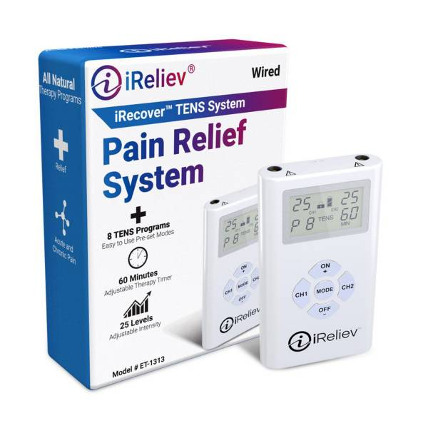 iReliev OTC TENS Muscle Stimulator product image