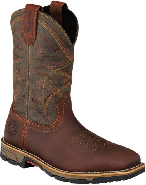 3d4623a87d73 Irish Setter Men s Marshall Square Toe Western Boots