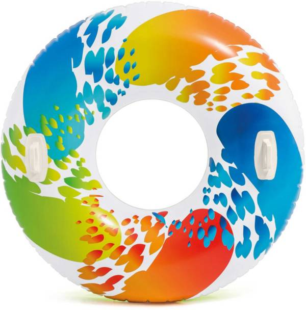 Intex Color Whirl Tube Pool Float product image