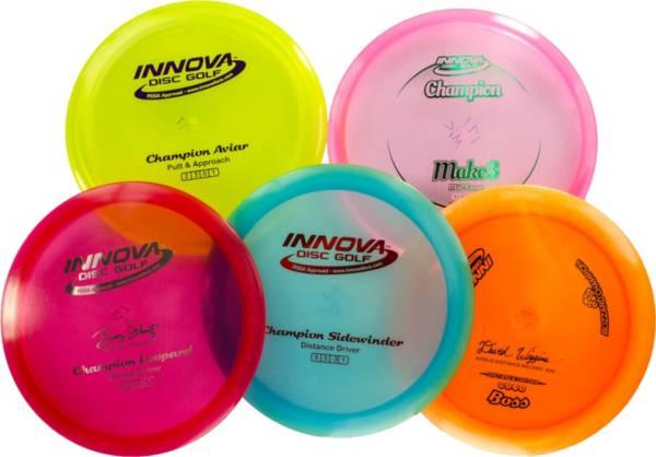 Innova Disc Golf Champion 5-Disc Set product image