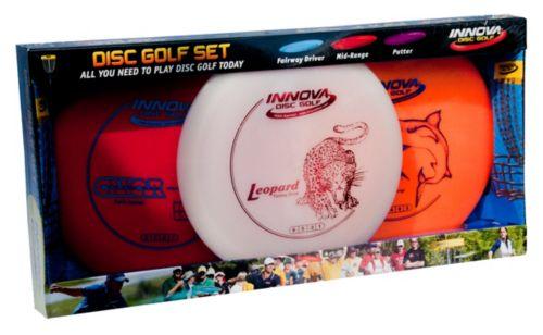 273478eff3c Innova Disc Golf DX 3-Disc Set