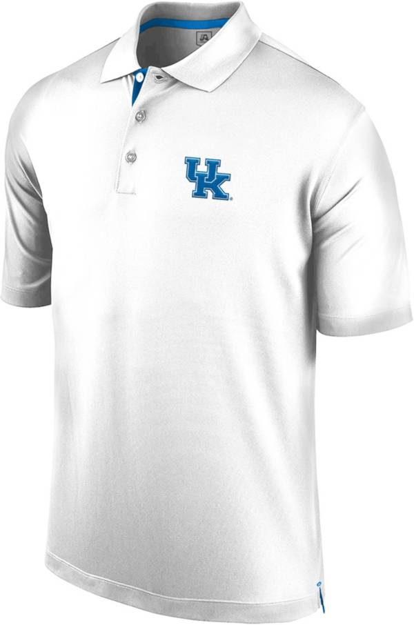 Top of the World Men's Kentucky Wildcats Spector White Polo product image