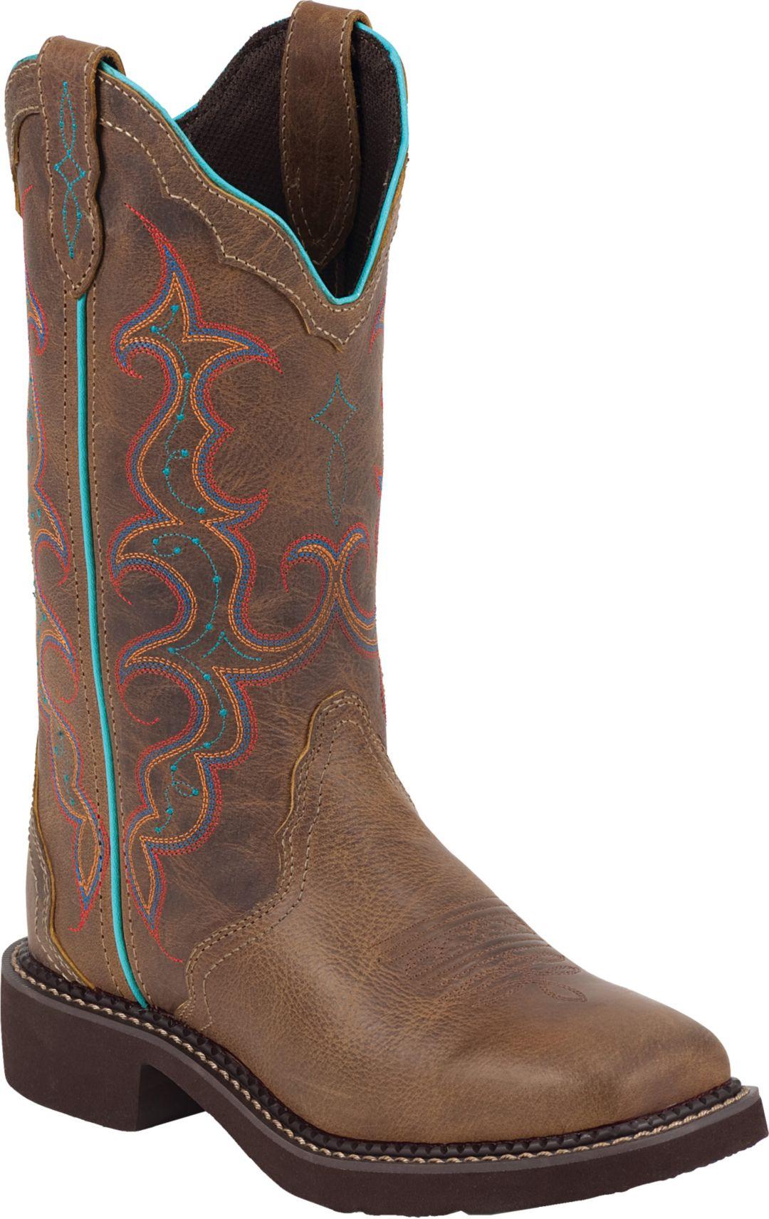 8990506baf6 Justin Women's Classic Gypsy Western Boots