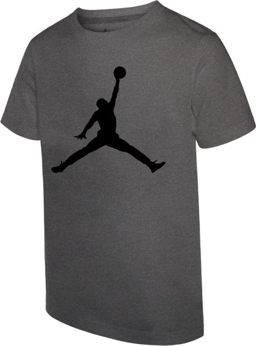 eff8c96845cbf7 Jordan Boys  Jumpman Logo Dri-FIT T-Shirt. noImageFound. 1