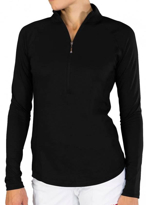 Jofit Women's Brushed Long Sleeve Mock product image