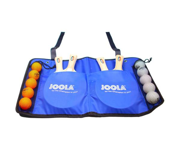 JOOLA Family 4-Player Table Tennis Racket Set product image