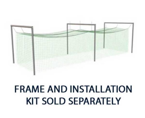 Jugs N2900 #10 Fastpitch Softball Batting Cage Net (191 lb.) product image