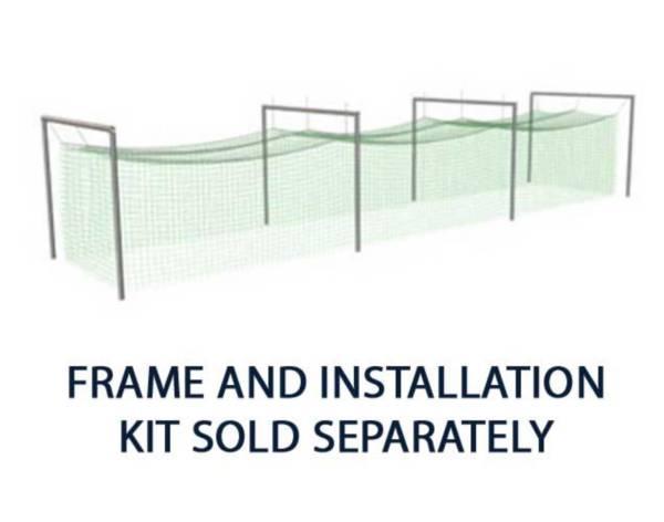 Jugs N2905 #10 Fastpitch Softball Batting Cage Net (381 lb.) product image