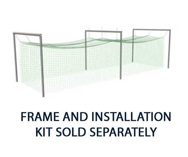 Jugs N2000 #2 Softball Batting Cage Net (191 lb.) product image
