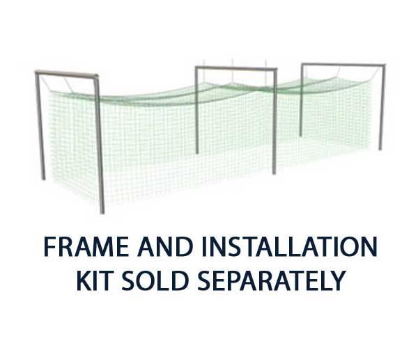 Jugs N3000 #3 Slow Pitch Softball Batting Cage Net (191 lb.) product image
