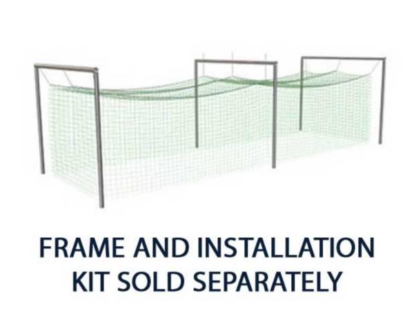 Jugs N7200 #7 Backyard Batting Cage Net (191 lb.) product image