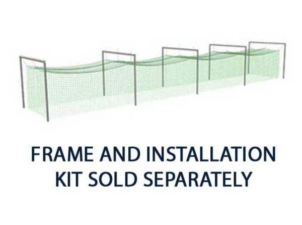 Jugs N7205 #7 Backyard Batting Cage Net (381 lb.) product image